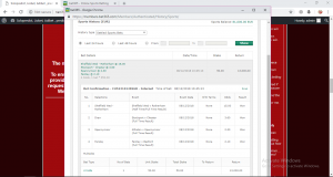 VIP Ticket ,Bet365 Confirmation